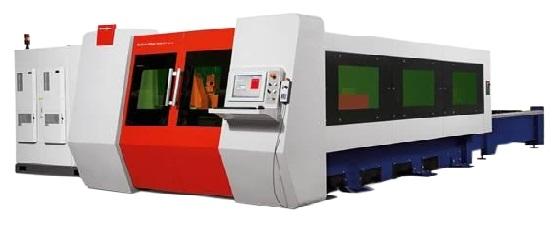 瑞士光纤激光切割机