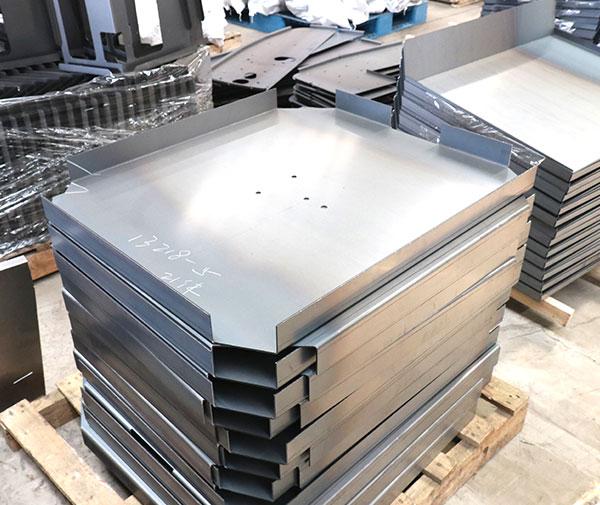 钣金加工技术碳钢折弯