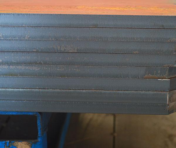 激光切割——Q345B材质 18.0mm